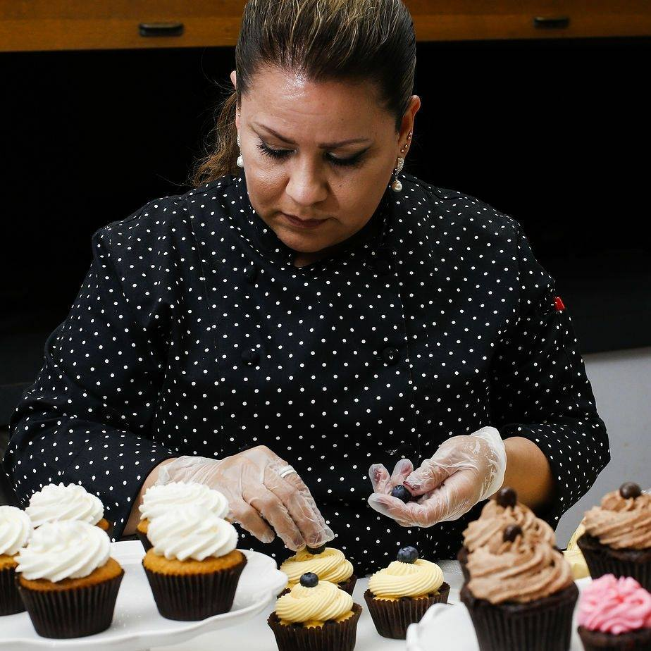 Photo courtesy of You Betcha Cupcake!