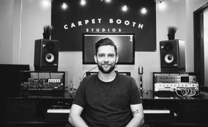 Photo courtesy of Carpet Booth Studios.