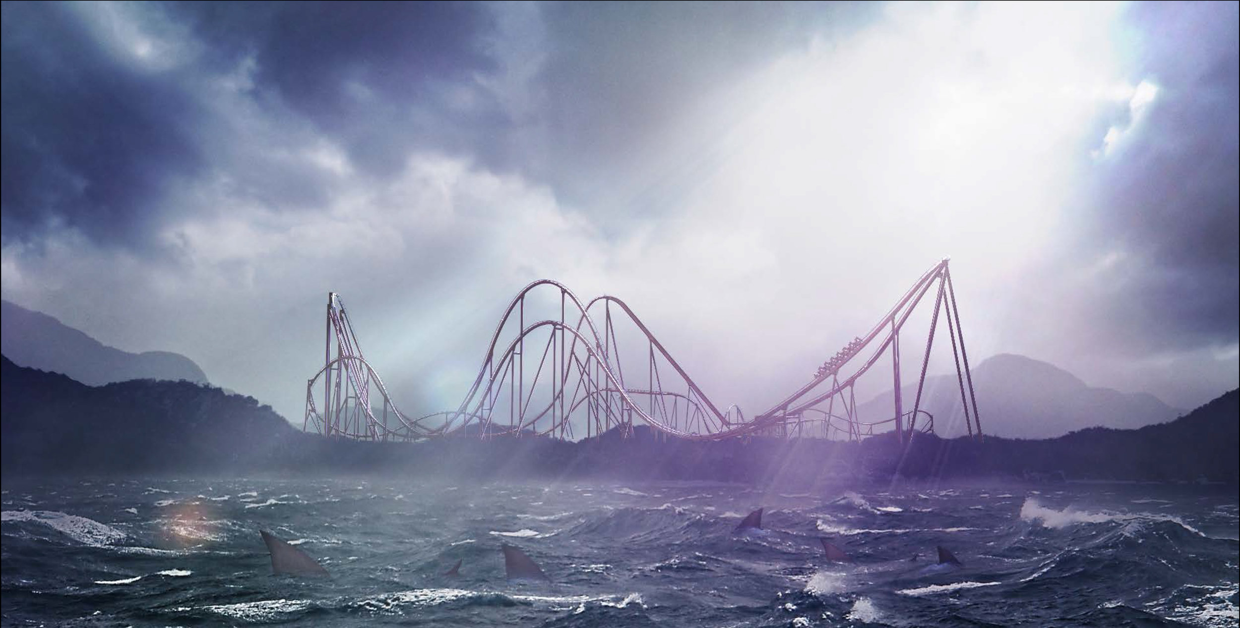 SeaWorld  |  Mako  - CD / Design