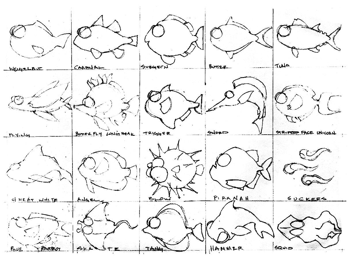 Quick shape study