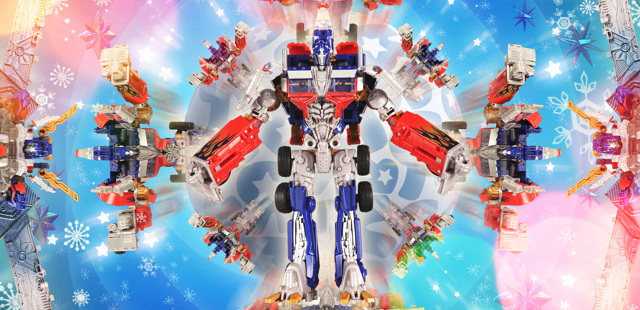 Toys R Us  |    Kaleidoscope  - Director