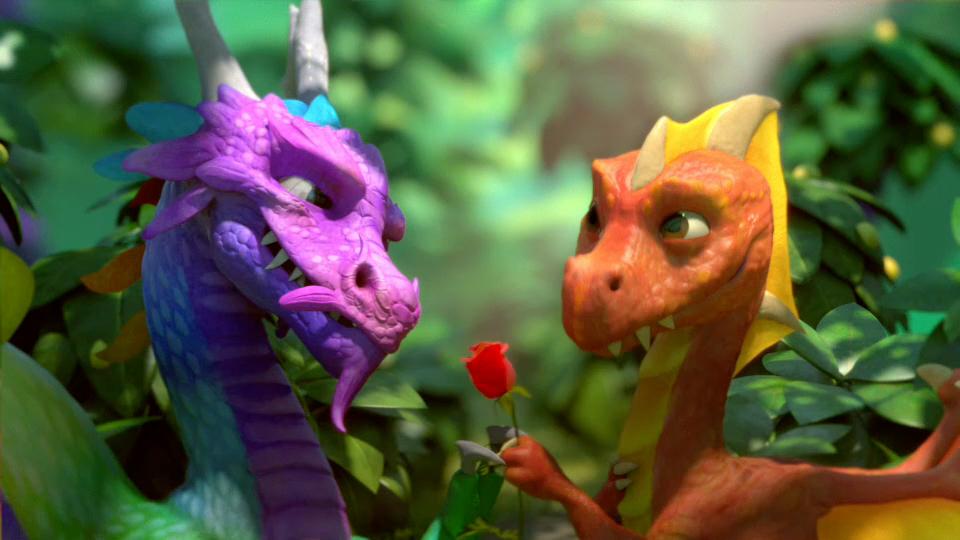 DragonVale Worlds  |  Launch Trailer  - CD / Director