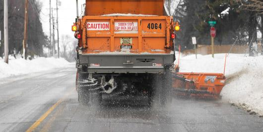 Deicing roads makes for safer travel, but contaminates runoff and destroys ecosystems