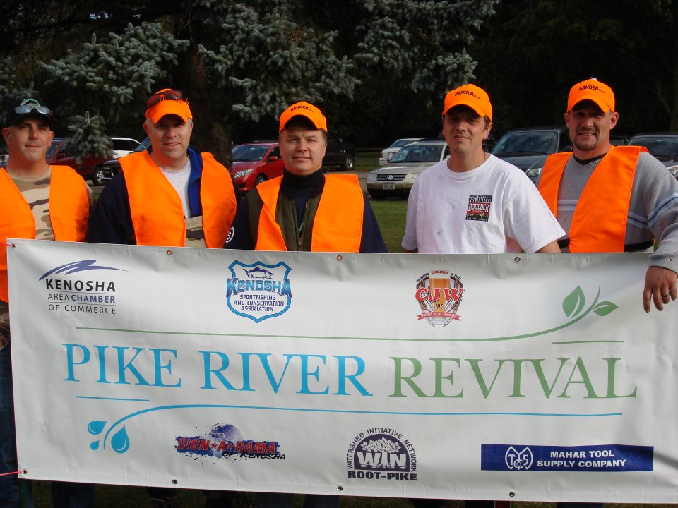 Pike River - Main Branch - Team Photo with Dave.jpg