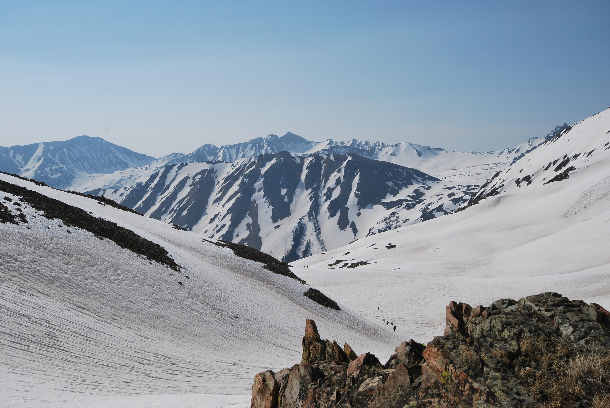 CastlePeak June climb7.JPG