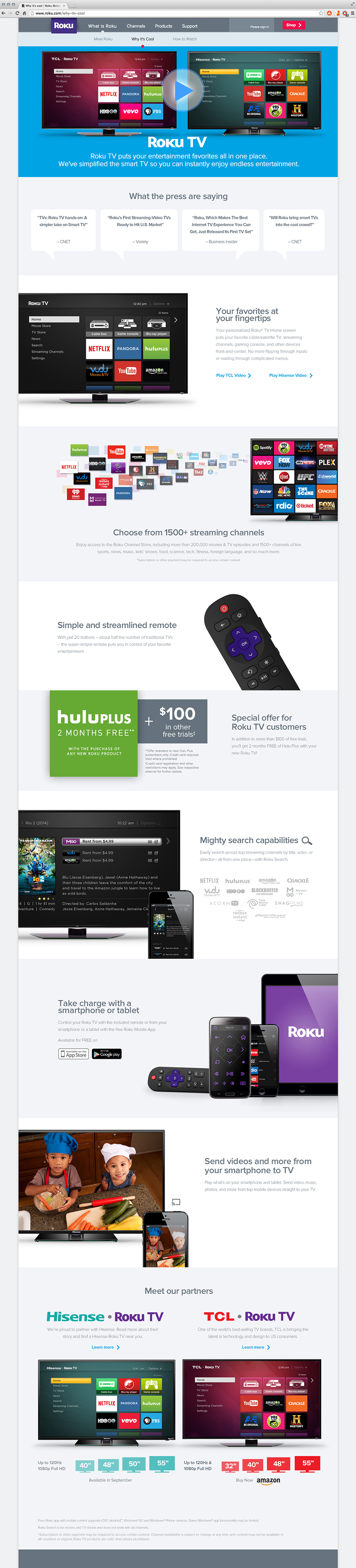 Roku-TV-Launch-Site