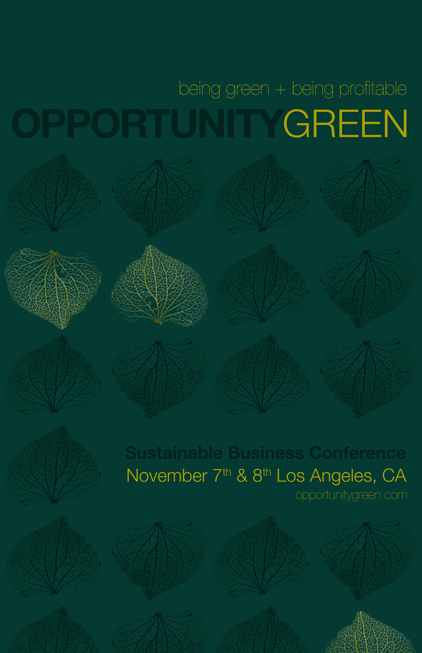Opportunity-green-poster