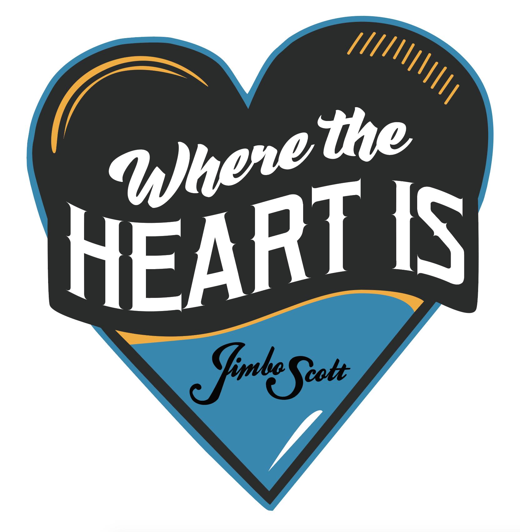 Original logo design for the album.