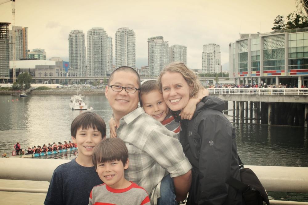 Insoo Kim of Life Church Vancouver