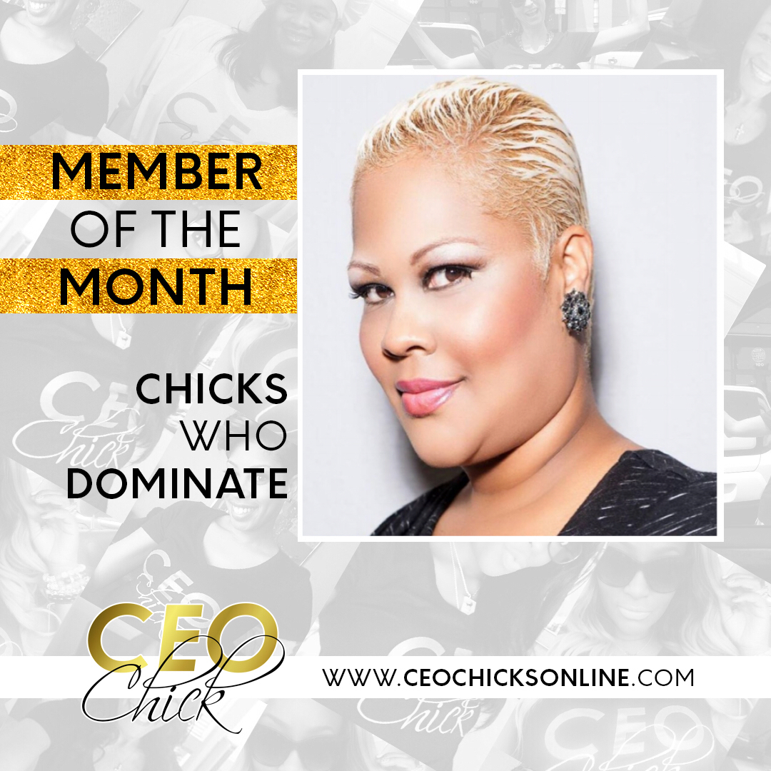 CEO Chick and Founder of Entreprenista Enterprises LLC, Lena Graham - Morris