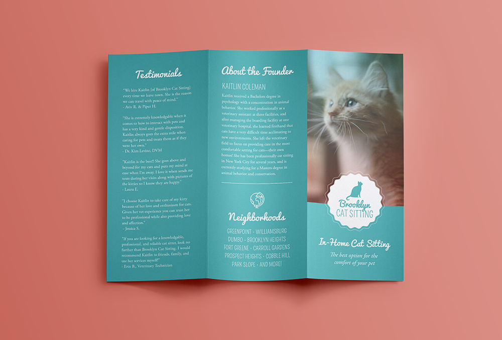 kim-gee-studio-graphic-design-brooklyn-cat-sitting-brochure