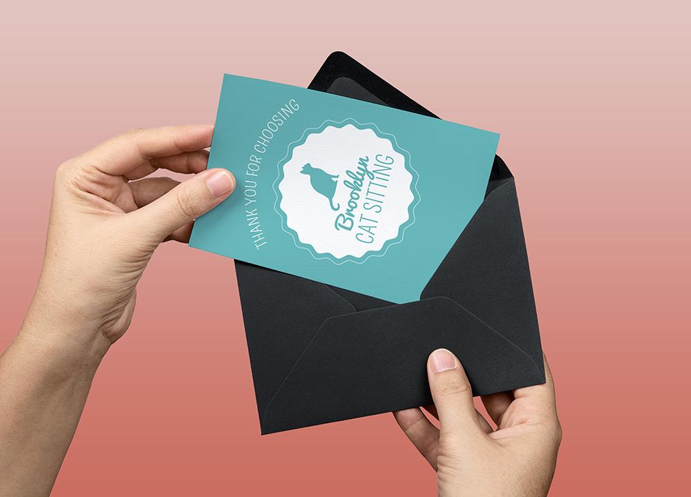 kim-gee-studio-graphic-design-brooklyn-cat-sitting-greeting-card