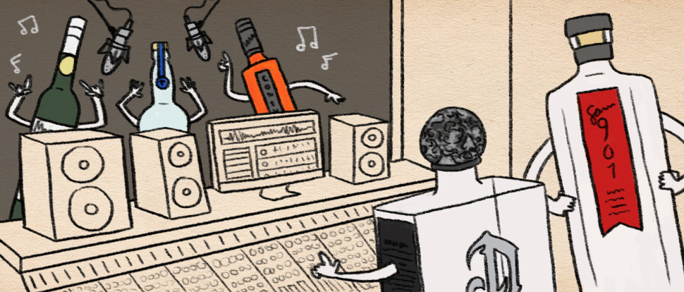 kim-gee-studio-graphic-design-editorial-illustration-celebrity-alcohol