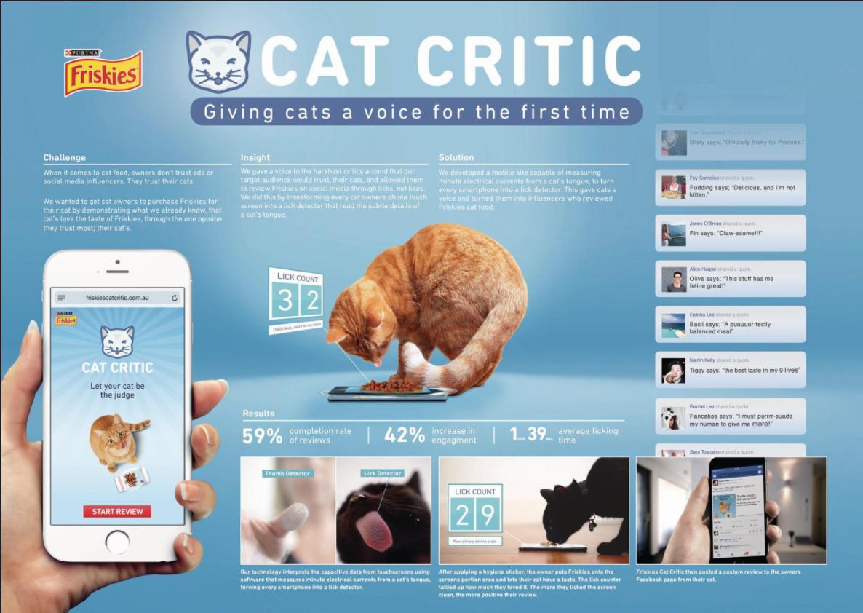 Cat Critic - Cannes Lions Idea Board.png