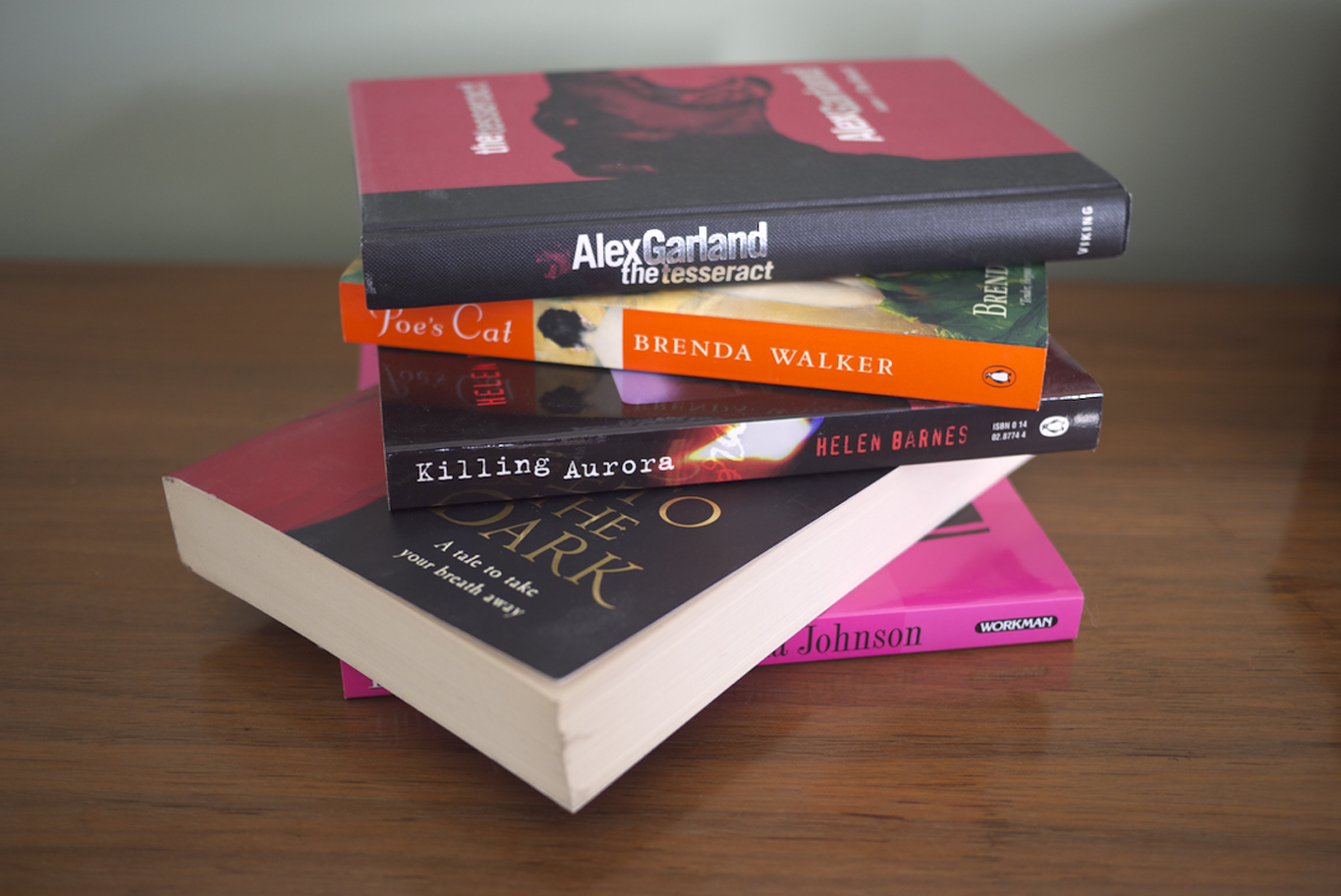 The penguin stack         Who have been the biggest 3 – 5 influences in your life, in terms of your career and doing creative/mindful work?     My art directors at Penguin and Oxford, Tony and Steve, who taught me everything I know about typography. They also showed me that real designers are not just about the right taste (and wearing the right black-rimmed glasses). That being a designer is all about dedicated diligent exacting detailed work, and that this is what builds creative expertise.  My boss Mary who kicks ass as a design school chair, graphic designer and landscape architect at 74. She showed me that being a designer can be all about having the right taste (and black rimmed glasses) too. Amazing taste informs everything she does - it's like a force of nature her design eye, fierce. She also showed me that you can mother while you have a career and your kids will be ok, and to assert yourself without being mean. I love her to bits.  Also two people who did me wrong in the workplace, not naming names but both of them showed me that untrustworthy people often give the best career advice - often unknowingly of course.