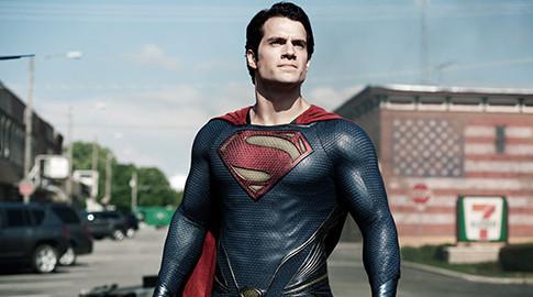 #7: 'Man of Steel'