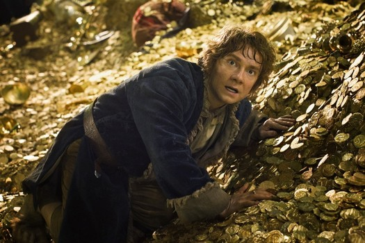 """""""The Hobbit: The Desolation of Smaug"""" (Photo courtesy of Warner Bros. Pictures, used with permission)"""