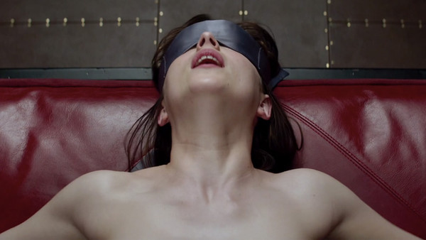 """Fifty Shades of Grey"" (Photo courtesy of Universal Picture, used with permission)"