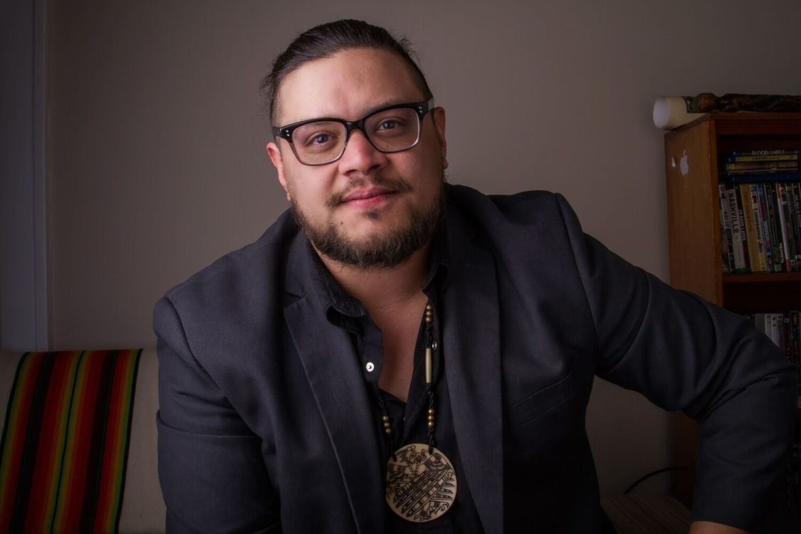 'Mekko' director Sterlin Harjo (Photo courtesy of Indion Entertainment Group, used with permission.)