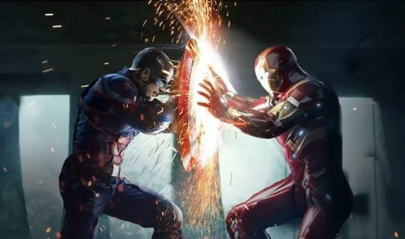 'Captain America: Civil War' opens in theaters May 6. (Photo courtesy of Walt Disney Motion Pictures, used with permission.)