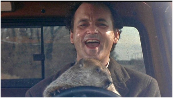 'Groundhog Day' (Columbia Pictures)