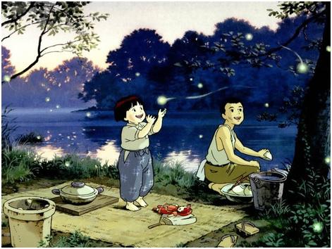 'Grave of the Fireflies' (Studio Ghibli)