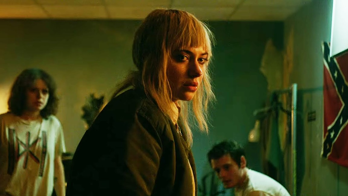 'Green Room' opens in select cities April 15. (Photo courtesy of A24, used with permission.)