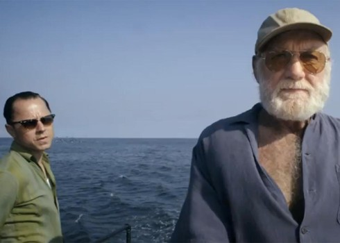 'Papa: Hemingway in Cuba' opens in theaters April 29. (Photo courtesy of Yari Film Group, used with permission.)