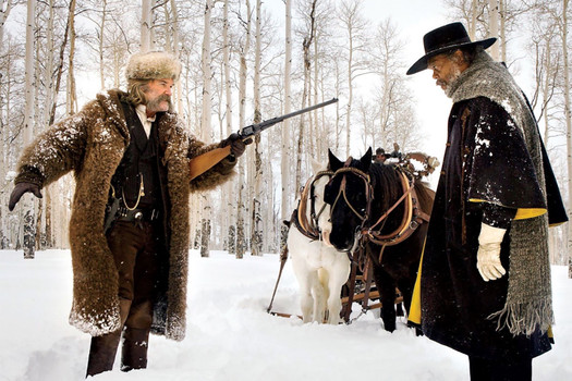 """""""The Hateful Eight"""" opens in the select cities Dec. 25. (Photo courtesy of The Weinstein Company, used with permission.)"""