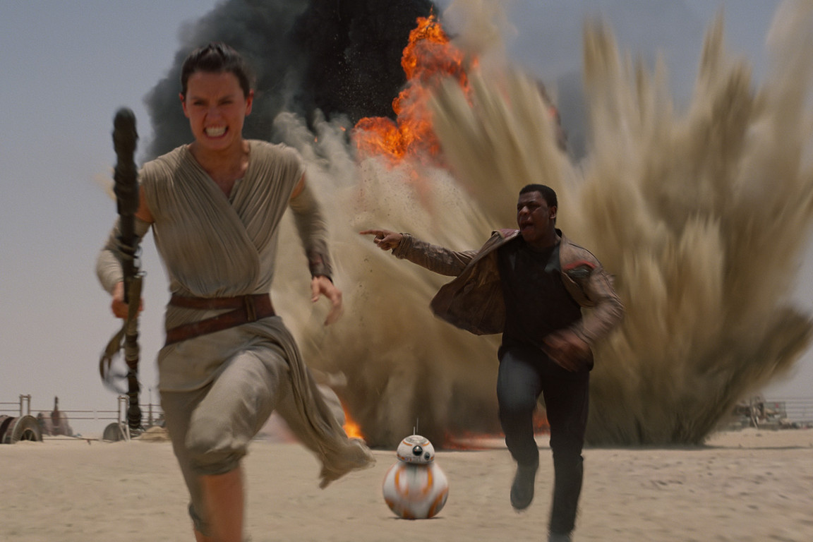 'Star Wars: The Force Awakens' opens in theaters nationwide Dec. 18. (Photo courtesy of Walt Disney Pictures, used with permission.)