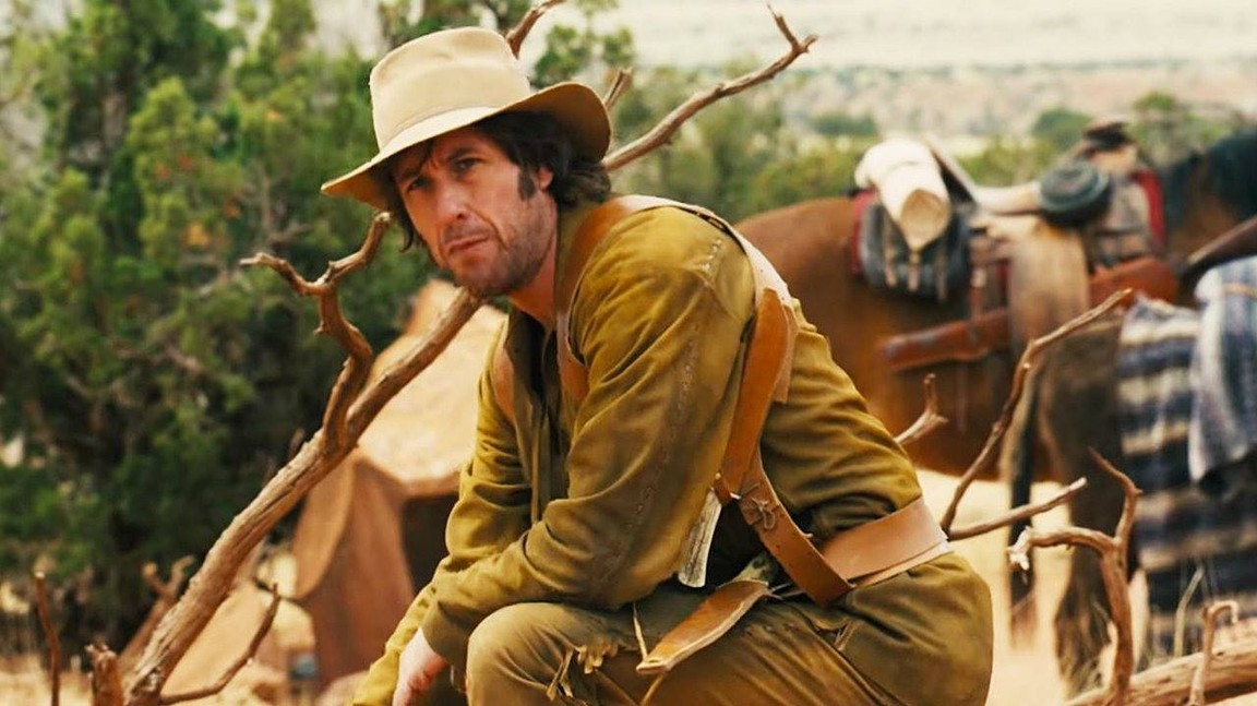 'The Ridiculous 6' is starts streaming on Netflix on Dec. 1. (Photo courtesy of Netflix, used with permission.)