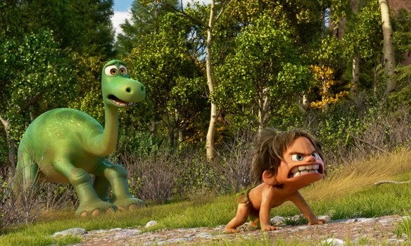 'The Good Dinosaur' opens in theaters Nov. 25. (Photo courtesy of Walt Disney Pictures, used with permission.)