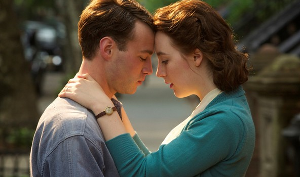 Saoirse Ronan stars in 'Brooklyn,' opening in select cities Nov. 4. (Photo courtesy of Fox Searchlight, used with permission.)