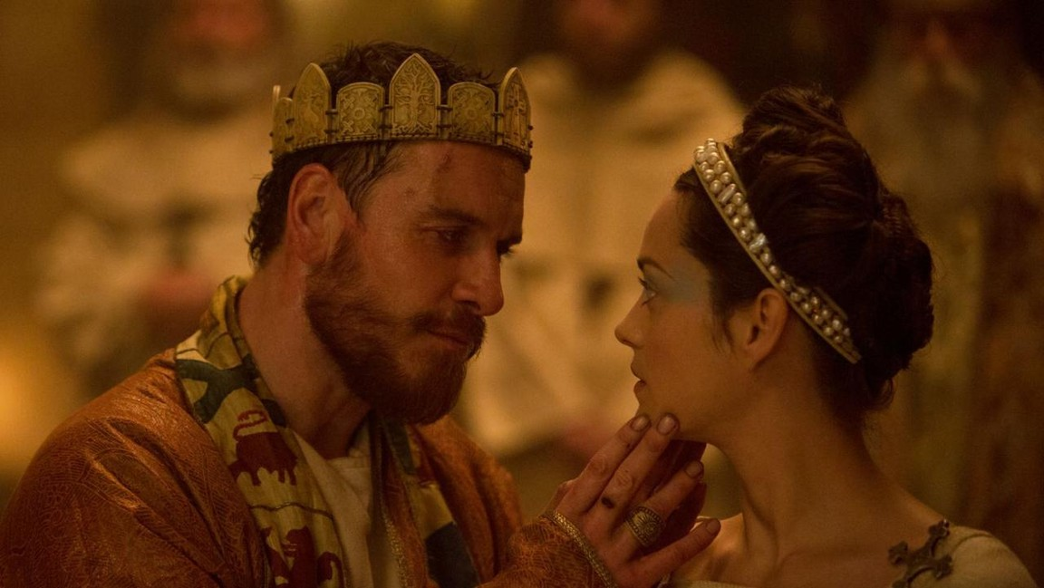 'Macbeth,' starring Michael Fassbender and Marion Cotillard,screened at the 2015 AFI FEST in Los Angeles. (Photo courtesy of The Weinstein Company, used with permission.)