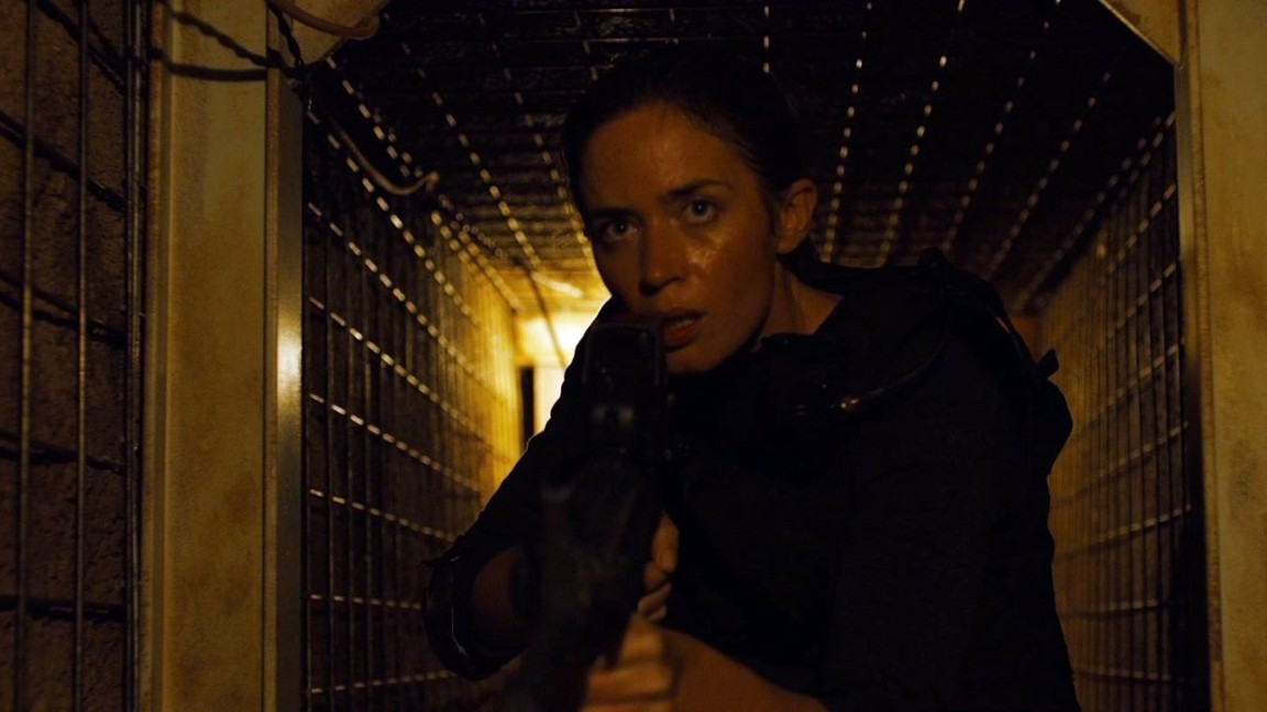 """""""Sicario"""" opens in theaters nationwide Oct. 2. (Photo courtesy of Lionsgate, used with permission)"""