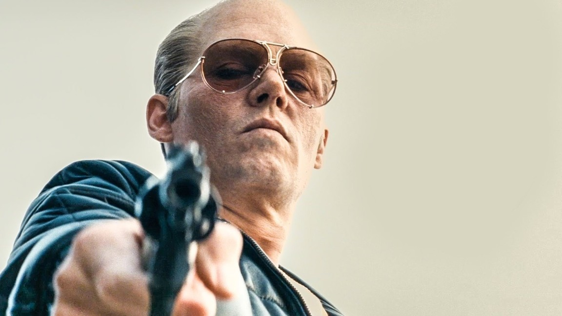 'Black Mass,' starring Johnny Depp, opens in theaters nationwide Sept. 18. [Photo courtesy of Warner Bros. Pictures, used with permission.]