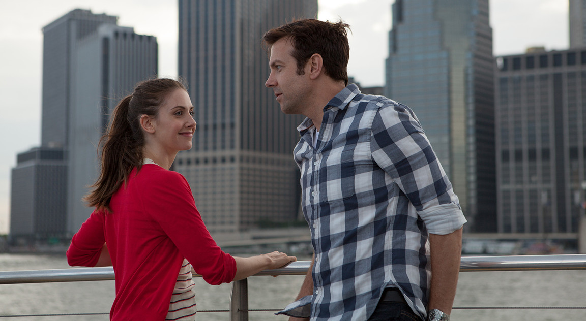 'Sleeping With Other People,' starring Jason Sudeikis and Alison Brie,opens in theaters nationwide Sept. 18. (Photo courtesy of IFC Films, used with permission.)