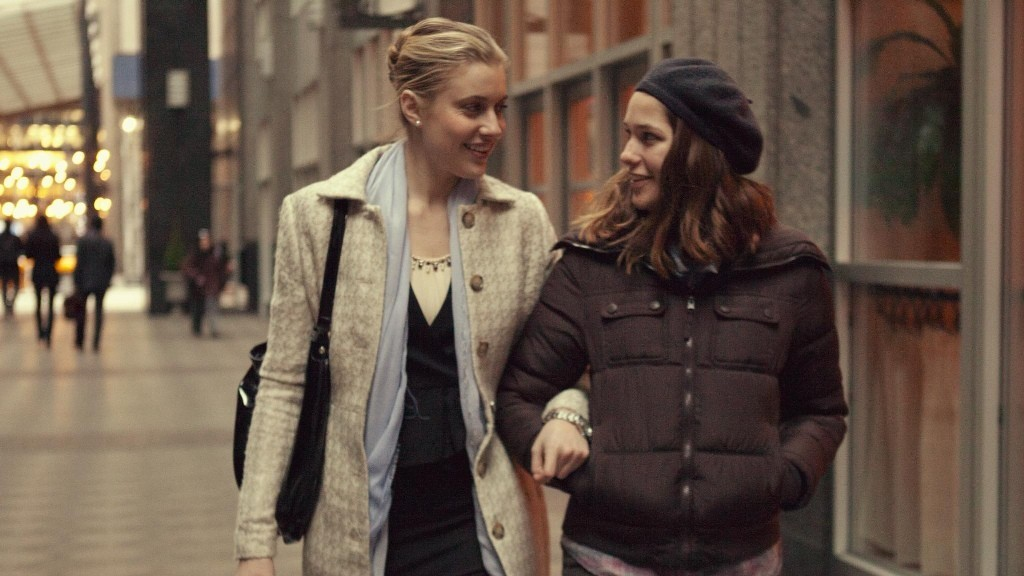 Greta Gerwig &Lola Kirke star in 'Mistress America.' (Photo courtesy of Fox Searchlight Pictures, used with permission.)