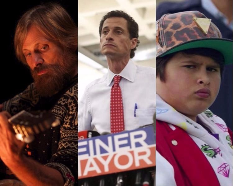 'Captain Fantastic' / 'Weiner' / 'Hunt for the Wilderpeople'  (Photo courtesy of Seattle International Film Festival; used with permission.)
