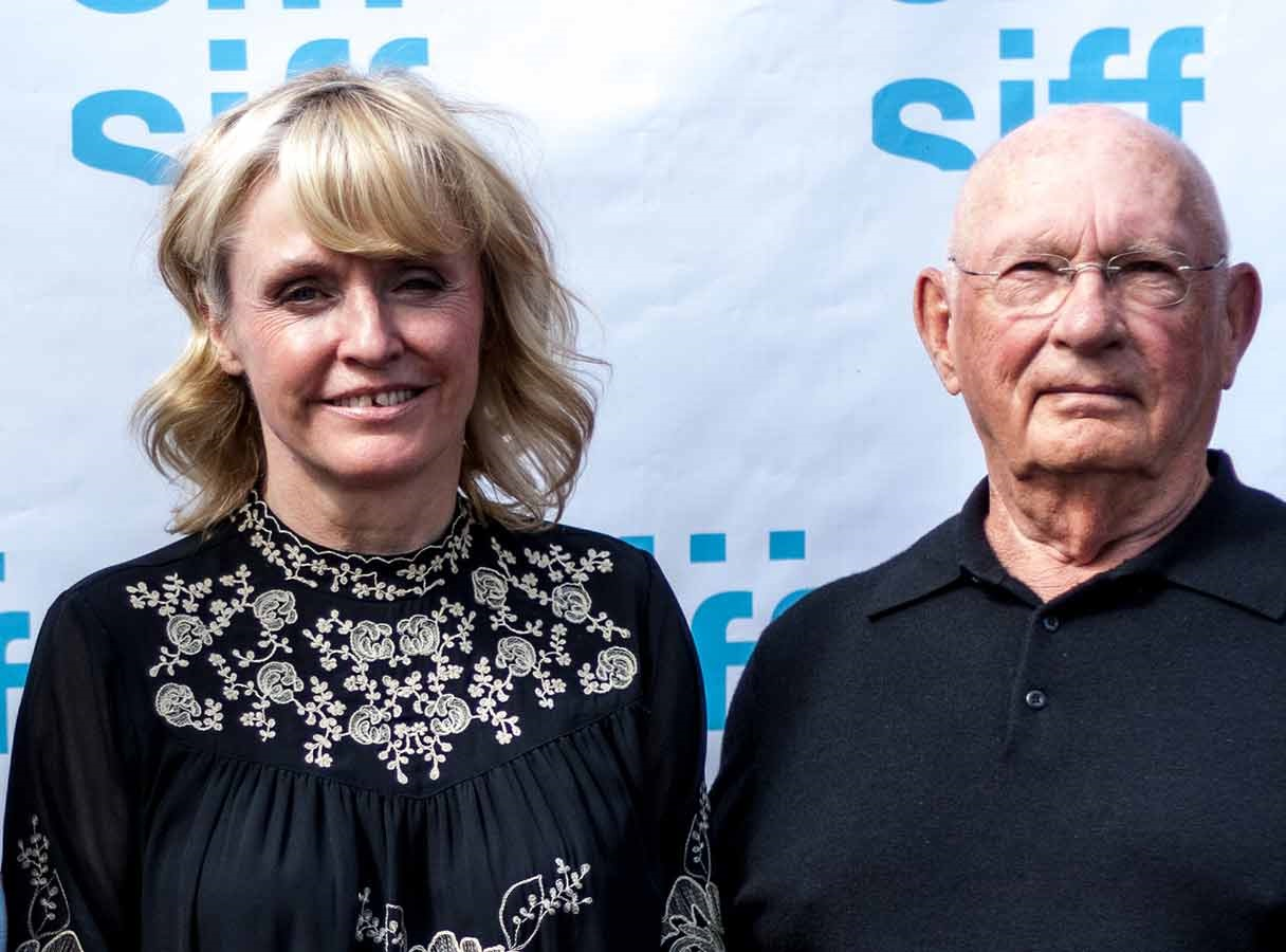 'The Farthest' director Emer Reynolds and Voyager Mission Engineer Frank Locatell provided Q&A during SIFF 2017 screenings.