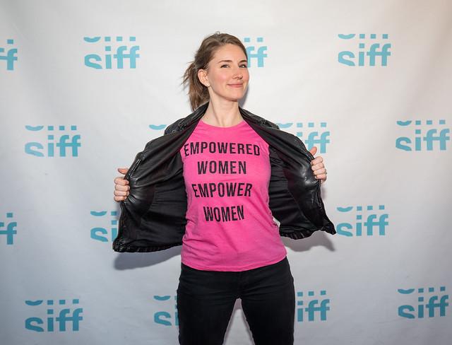 Photo courtesy of Seattle International Film Festival.