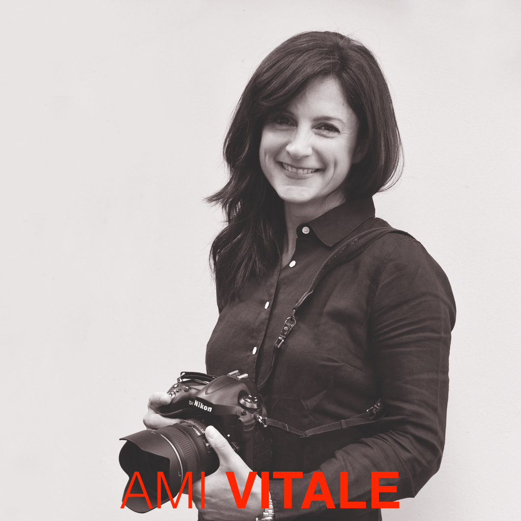 Twitter:    @  amivee     Instagram:  @amivitale     Her work:  amivitale.com
