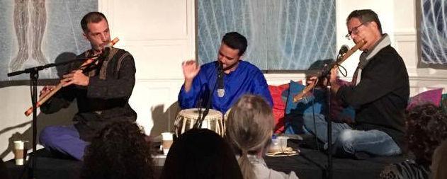 Eric Fraser, Shivalik Ghoshal, and Steve Gorn