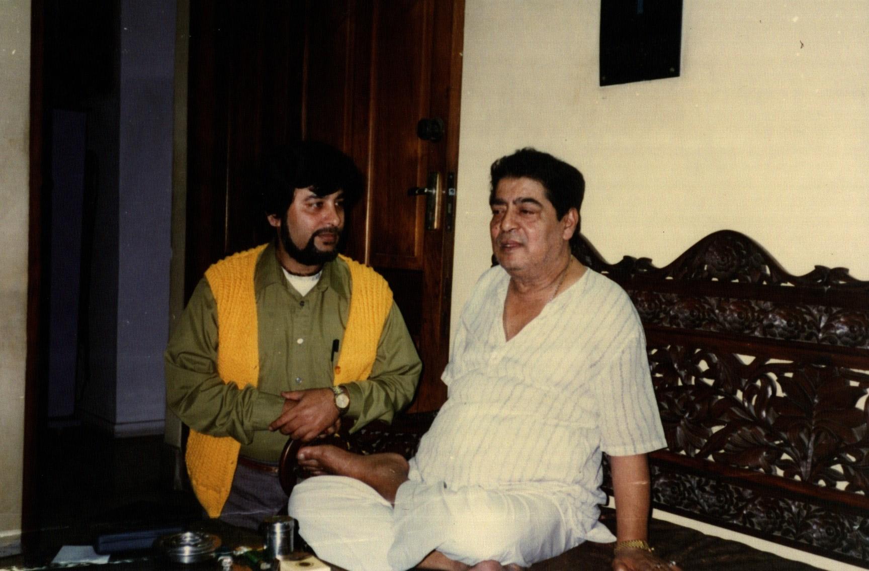Samir with Pt.  Shyamal Bose.jpg
