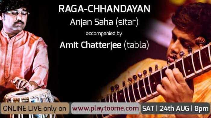 Raga Chhandayan — Chhandayan Center for Indian Music