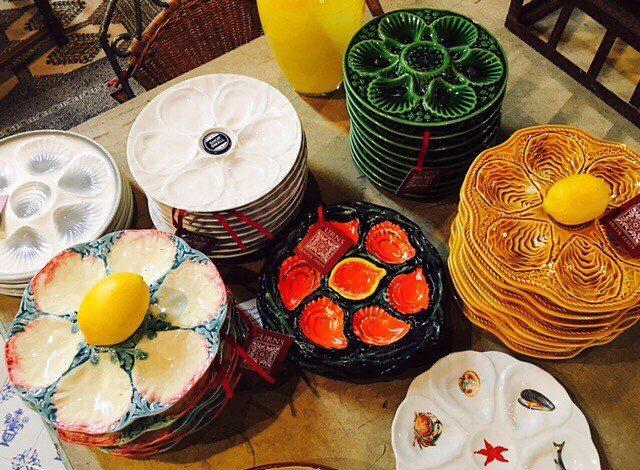 Oyster plates 'til your hearts desire! Fantastic selection!!! Come choose yours.... 2195 Calder Ave, Beaumont Tx, 77701, 409.835.3080  #vintagepaint  #burnsantikhaus  #europeanimporters #burnsantikhaus  #vintagefinds #europeanimporters  #beaumont  #antiques  #european  #imports  #treasures  #setx  #vintage  #handpicked  #local  #interiordesign  #salvage  #shop  #across  #texas #burnsantikhaus  #shoplocal  #buy