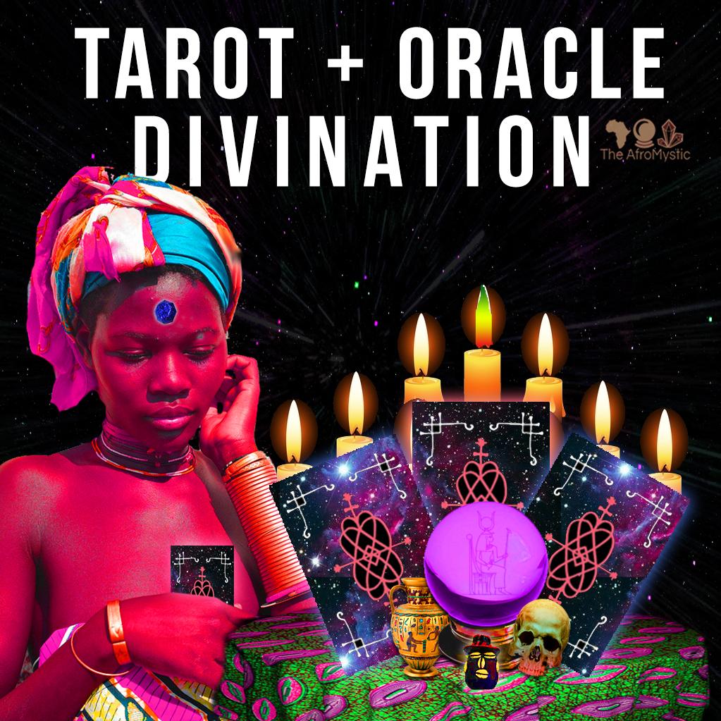 Hoodoo Tarot Card Readings