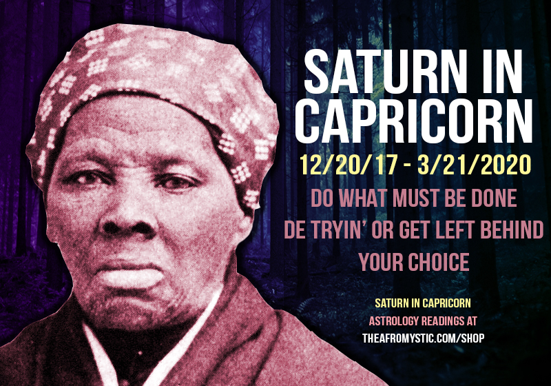 I will be offering personalized Saturn in Capricorn readings until 2020! Click below for more info.