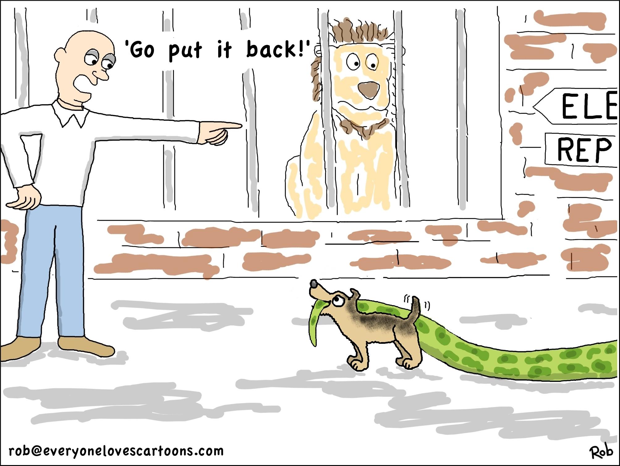 zoo-cartoon
