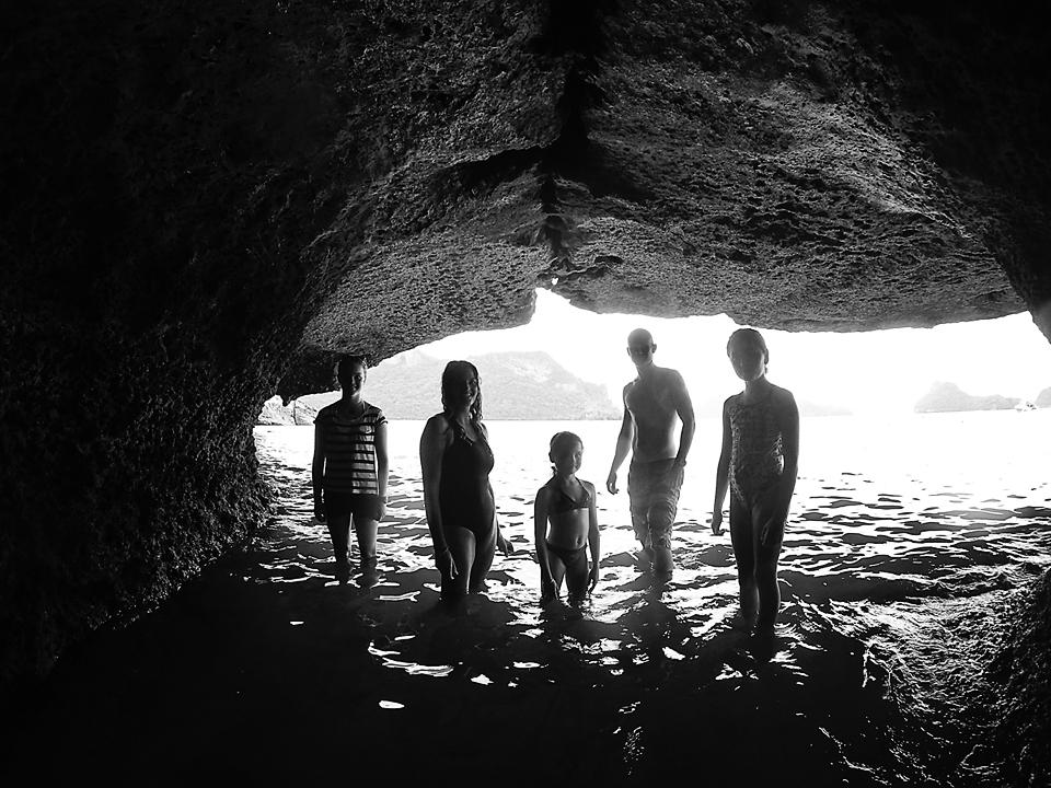 Cave chaos Ang Thong National Park